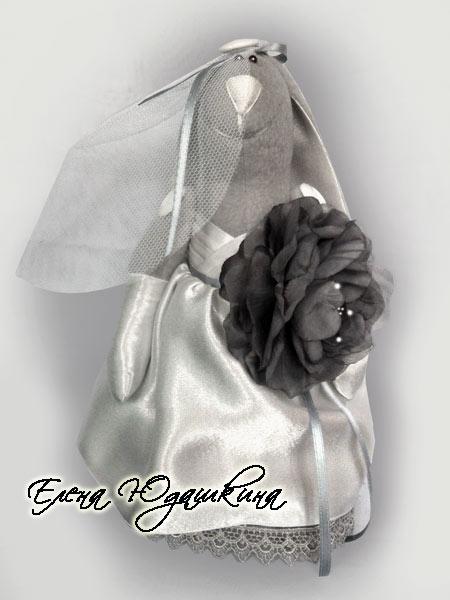 Тильда заяц невеста