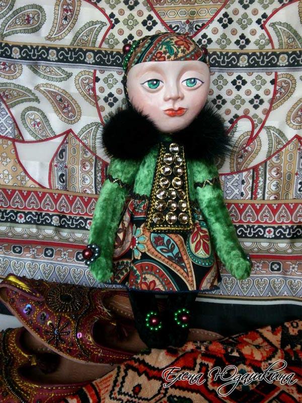 Кукла тедди